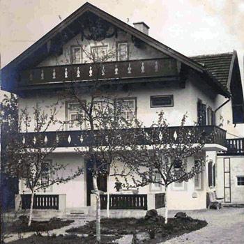 Eine Pension in Bad Tölz mit Tradition, seit 1920 Villa Rosa