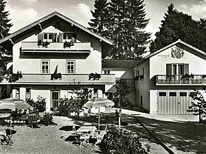 Gästehaus Rosa, Pension in Bad Tölz. Seit 1920 Gastfreundschaft und Tradition.